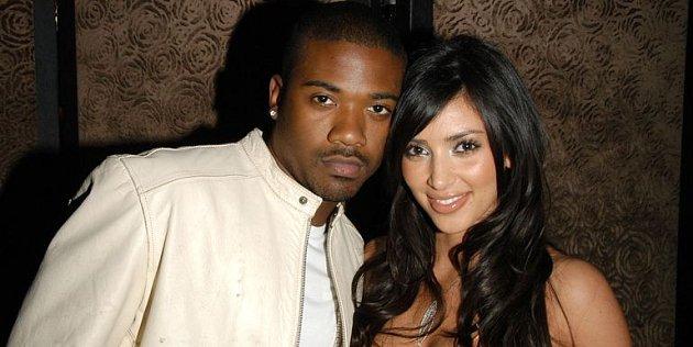 Kim Kardashian a Ray J