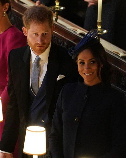Meghan Markle a princ William