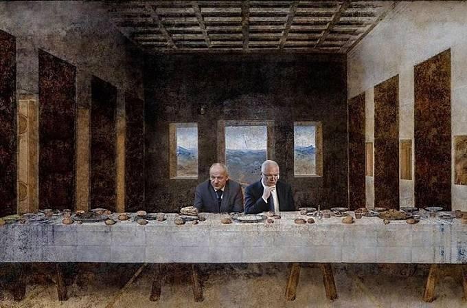 Poslední večeře stála ministry teplá místečka...