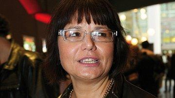 Herečka Ivana Andrlová