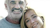 Jean-Paul Belmondo se s Natty rozvedl po šestiletém manželství. Jejich vztah trval dohromady devatenáct let.