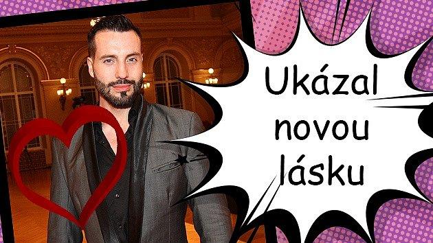 Václav Noid Bárta má novou lásku a ukázal ji na veřejnosti.
