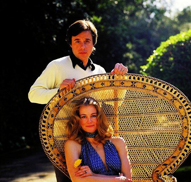 Její vztah srežisérem Peterem Bogdanovichem byl dost divoký.