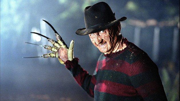 Freddy Krueger je kultovní postava filmového hororu.