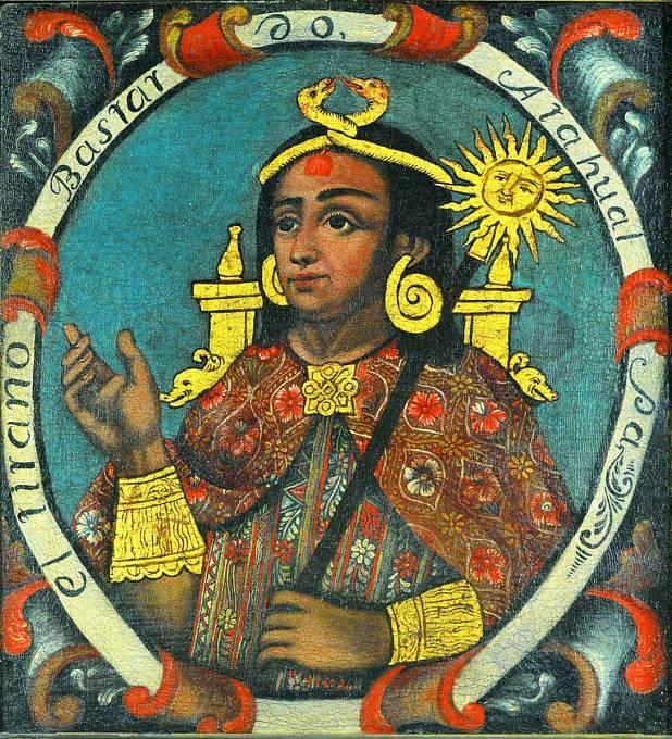 Atahualpa byl posledním neomezeným vládcem incké říše.