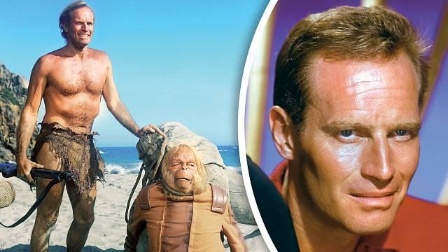 Planeta opic (1968) patří mezi sci-fi klasiku.