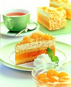 Mandarinkový dezert