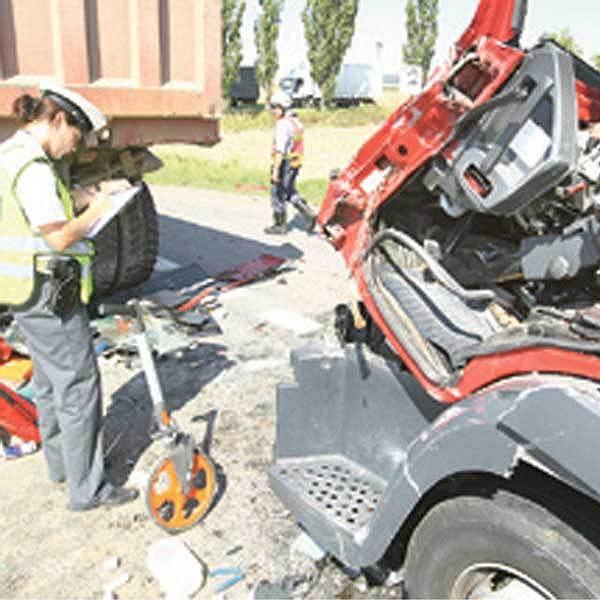 Nehoda v Libčanech