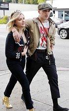 Brooklyn Beckham a Chloe Grace Moretz