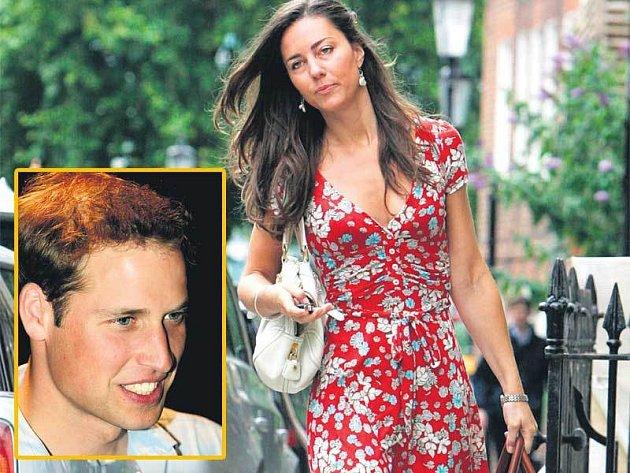 Kate Middleton se vrací k princi Williamovi. Královská rodina z toho nadšená zrovna není.