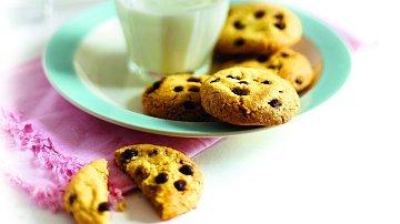 Sušenky sčokoládou