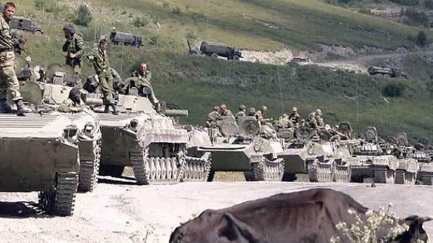 Ruské jednotky zastavilo vrchní velení.