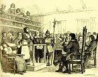 Čarodějnické procesy se konaly také vAmerice. Otázkou je, zda se jich Jonathan Buck skutečně účastnil.