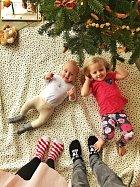 Malá Josfefínka s bráškou Alférdem jsou pýchou Tomáše Kluse.
