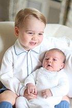 Princ Louis a princ George