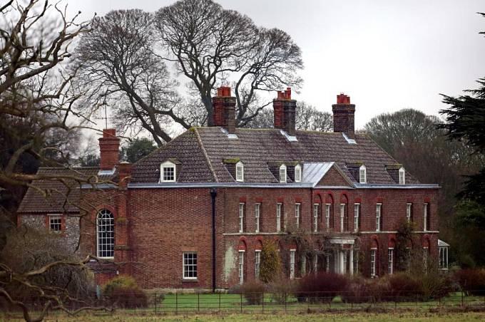 Sandringhamské panství