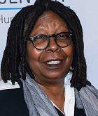 Whoopi Goldberg vlastním jménem Caryn Johnson má za sebou minulost, v níž nechybí ani závislost na heroinu. Natočila více než sto filmů. Poprvé se lidem představila v roce 1985 ve filmu Purpurová barva a rovnou ji to vyneslo k nominaci na Oscara.