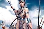 Jako faraon vefilmu Desatero přikázání (1956). Protihráčem mu byl Mojžíš vpodání Charltona Hestona.