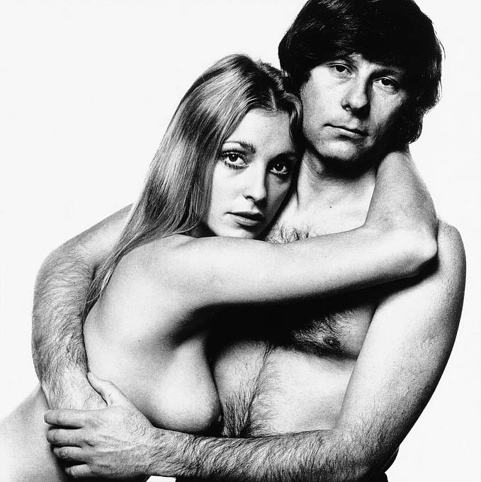 Sharon aRoman Polanski tvořili dost provokativní pár.