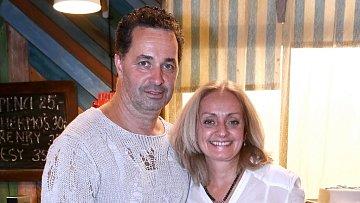 Martin Dejdar a sestra Vendula
