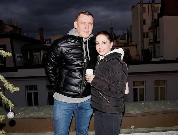 Michaela Kuklová a Josef Wittner