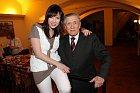 Herečka má po rozvodu oporu i ve svém tátovi Petru Kostkovi.