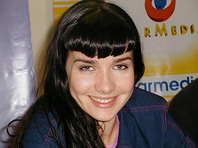 Natalia Oreiro v době Kachorry