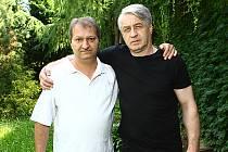 Stanislav Lysý a Josef Rychtář