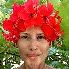 Daniela Peštová v tropickém ráji