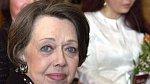Jak šel čas s Jiřinou Jiráskovou: V roce 2004