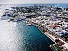 Hlavní město Bermud má jen několik tisíc obyvatel. Pravděpodobnost, že potkáte stejného člověka, je tak mnohem větší než vevelkoměstě.