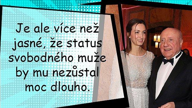 Rozvod Felixe Slováčka a Dády Patrasové je na spadnutí. Lucie Gelemová může pomalu chystat svatbu.