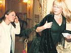 Na premiéru dorazila i manželka premiéra Mirka Topolánka Pavla s dcerou.