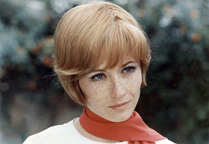 Vkomedii Nepřemožitelná Leontýna (1968) už byla hvězdou první velikosti.