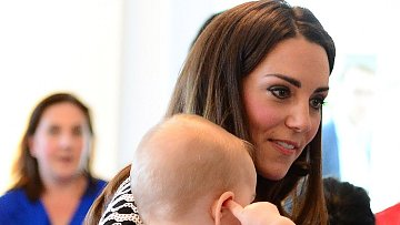 Kate řešila v posledních dnech nejen porod.