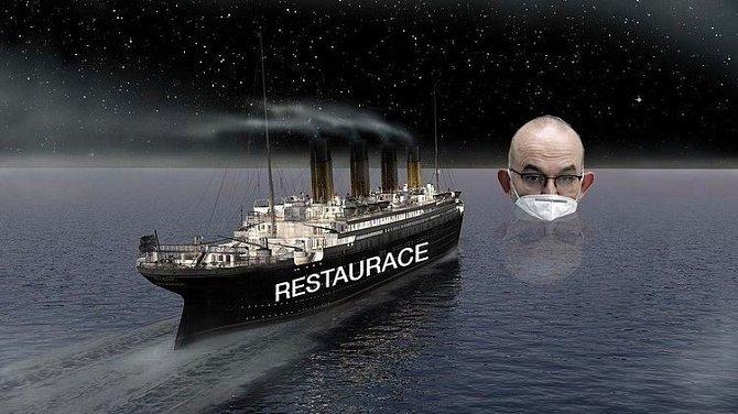 Restaurace zažívají těžké časy.