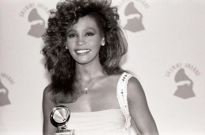 Whitney Houston získala první Grammy