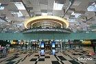 Singapurské letiště Changi je zvoleno nejlepším letištěm