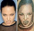 Sexy Angelina Jolie
