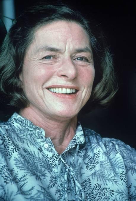 Jedna zposledních fotek, kde se Ingrid ještě směje.