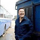 Ricky Gervais dává slovu špičáky nová význam.