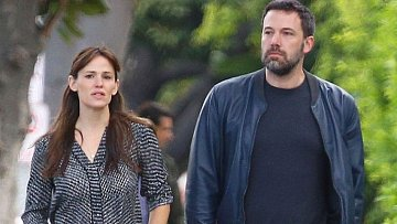 Ben Affleck a Jennifer Garnerová