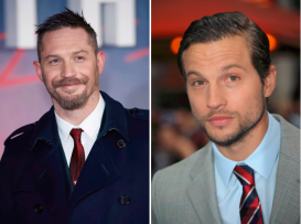 Tom hardy (Venom) a Logan Marshall-Green (Prometheus)