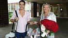 Po narození dcery Lindy byli Michal Hrdlička s Lucií Borhyovou ještě šťastní...