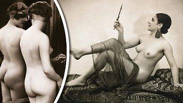Ženy před 100 lety toho o menstruaci mnoho nevěděly.