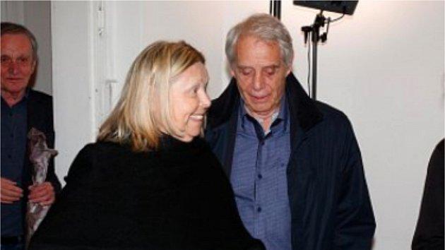 Irena Greifová, Josef Laufer