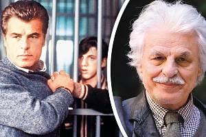 Filmový Corrado Cattani nyní vypadá spíše jako kopie Alberta Einsteina.
