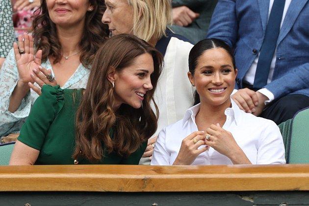 Kate Middleton a Meghan Markle se rozhodly nebavit sPippou
