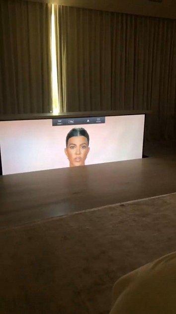 Dům Kim Kardashian