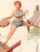 Hilda se dostala do mnoha nelehkých situací.